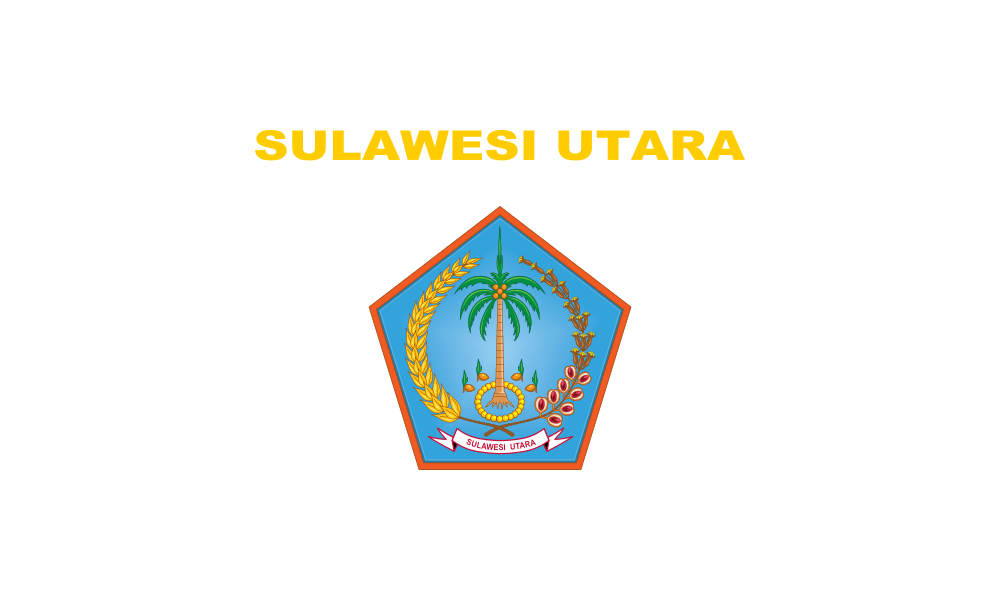 North Sulawesi flag image preview