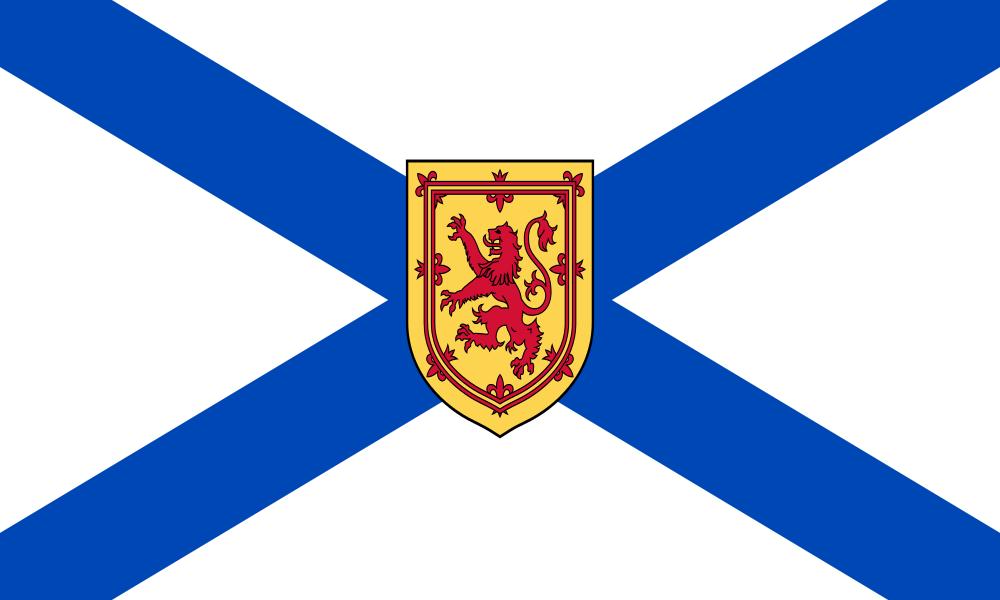 Nova Scotia flag image preview