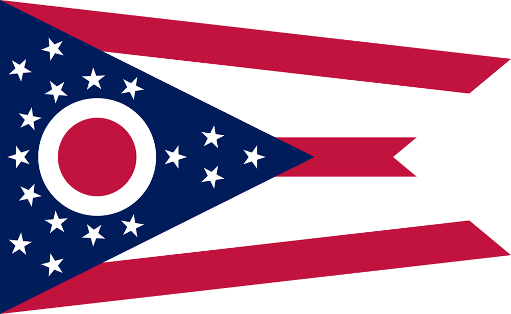 Ohio flag image preview