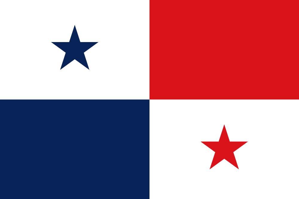 Panama flag image preview