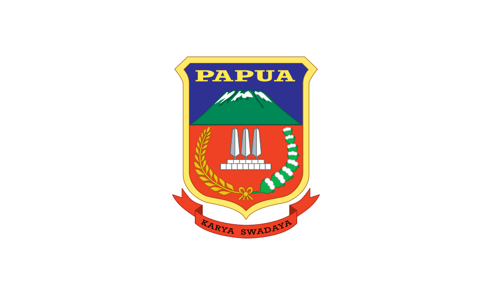 Papua flag image preview