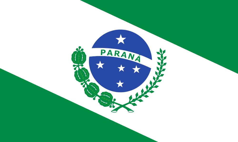 Paraná flag image preview