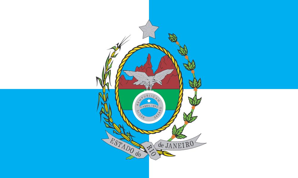 Rio de Janeiro flag image preview