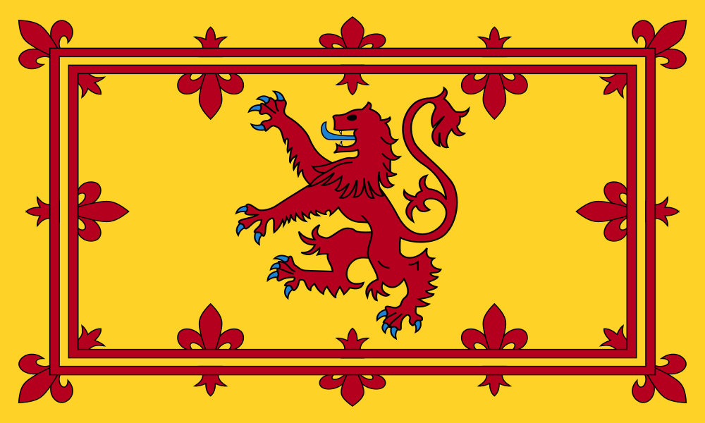 Royal Banner of Scotland flag image preview