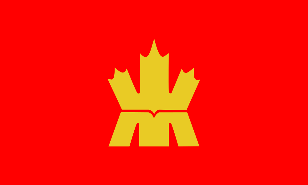 Royal Canadian Mint flag image preview