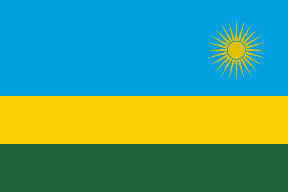 Rwanda flag image preview