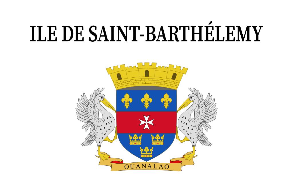 Saint Barthélemy (Unofficial) flag image preview