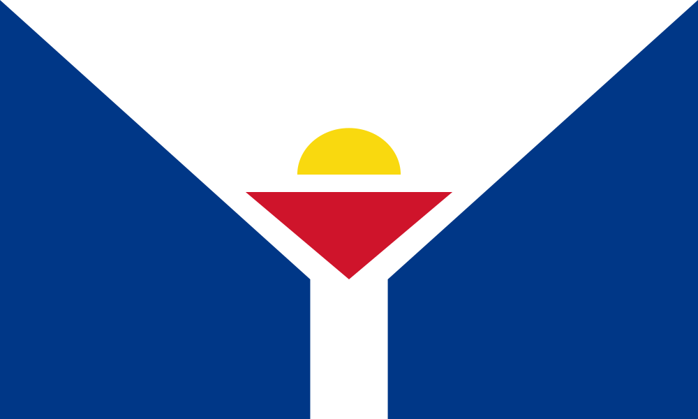 Saint-Martin (Unofficial) flag image preview