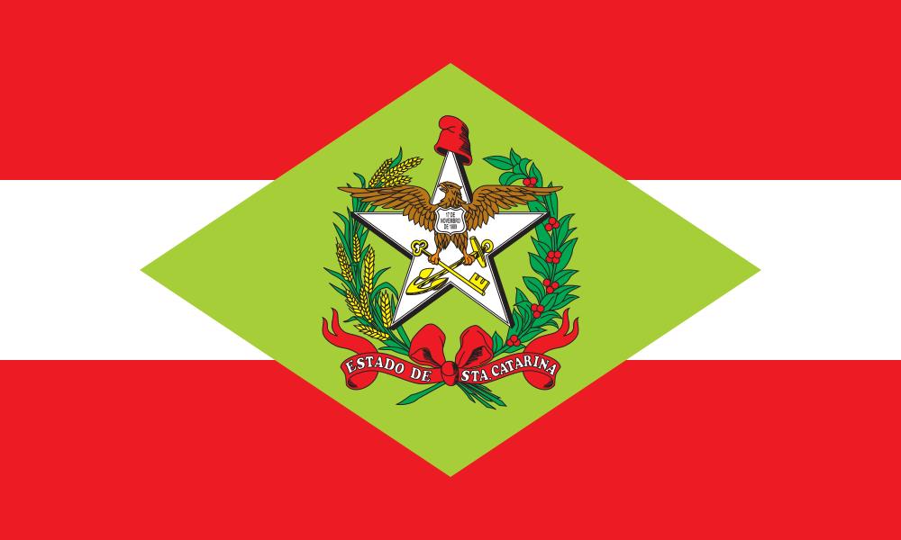 Santa Catarina flag image preview