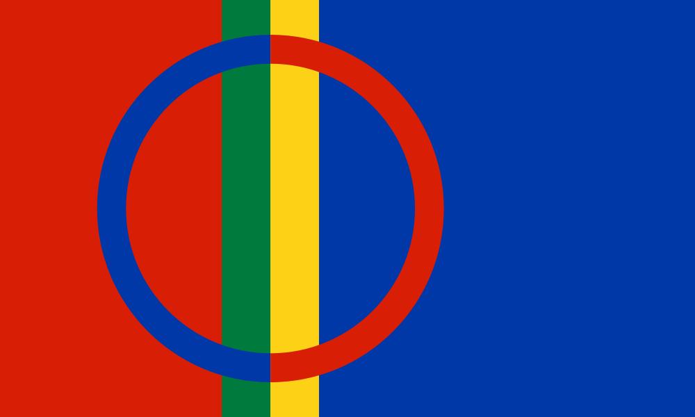 Sapmi flag image preview