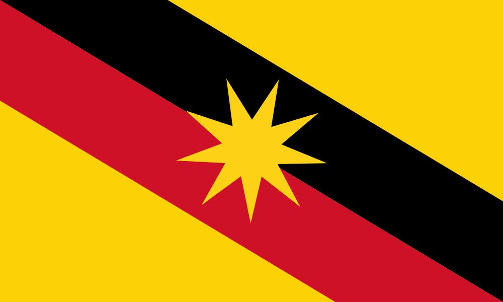 Sarawak flag image preview