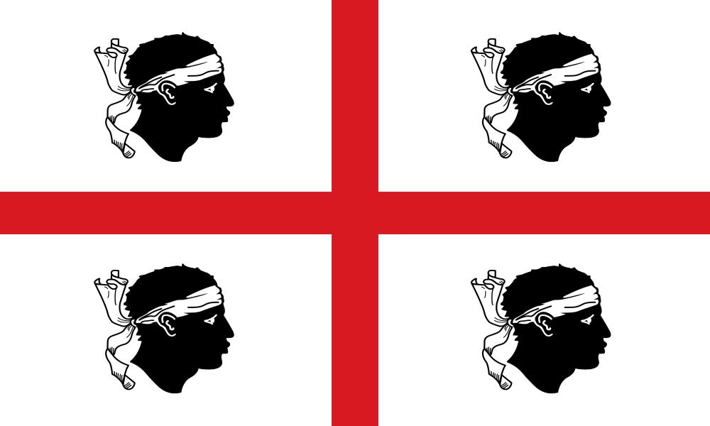 Sardinia flag image preview