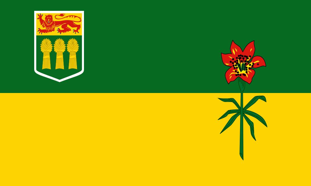 Saskatchewan flag image preview