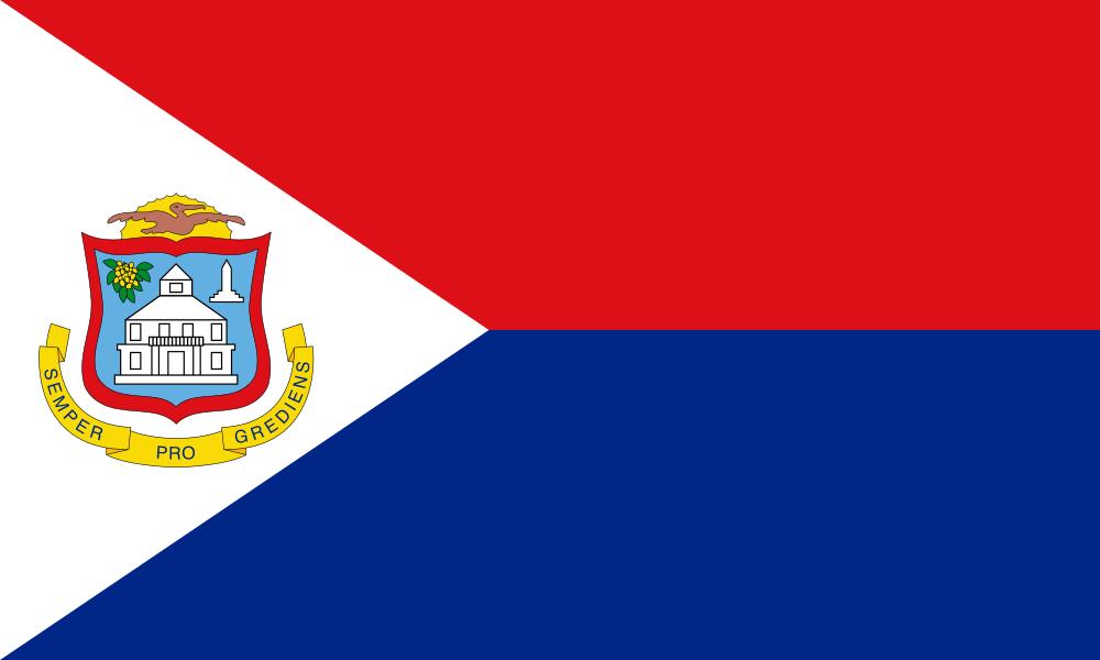 Sint Maarten flag image preview
