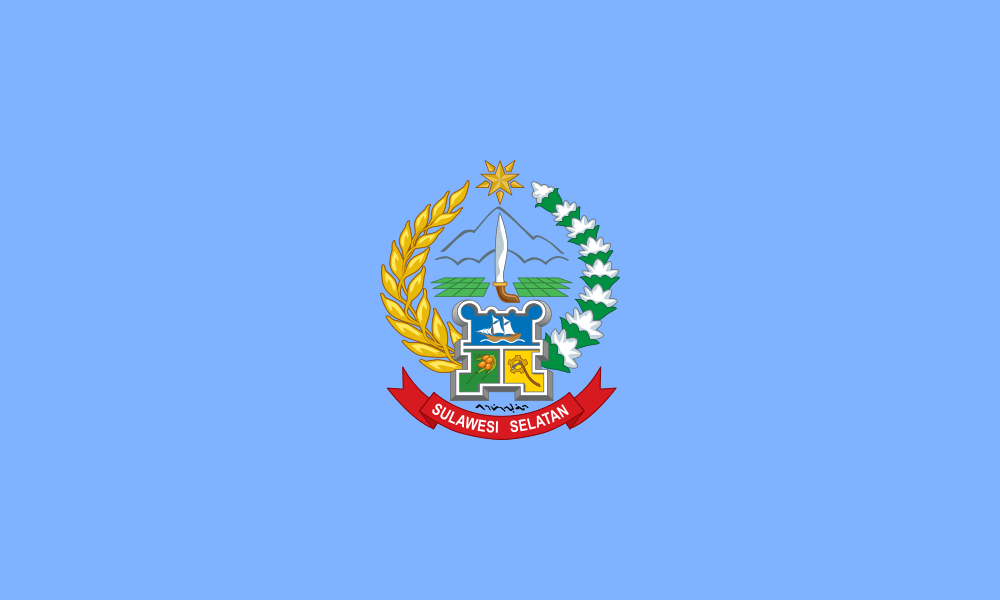 South Sulawesi flag image preview