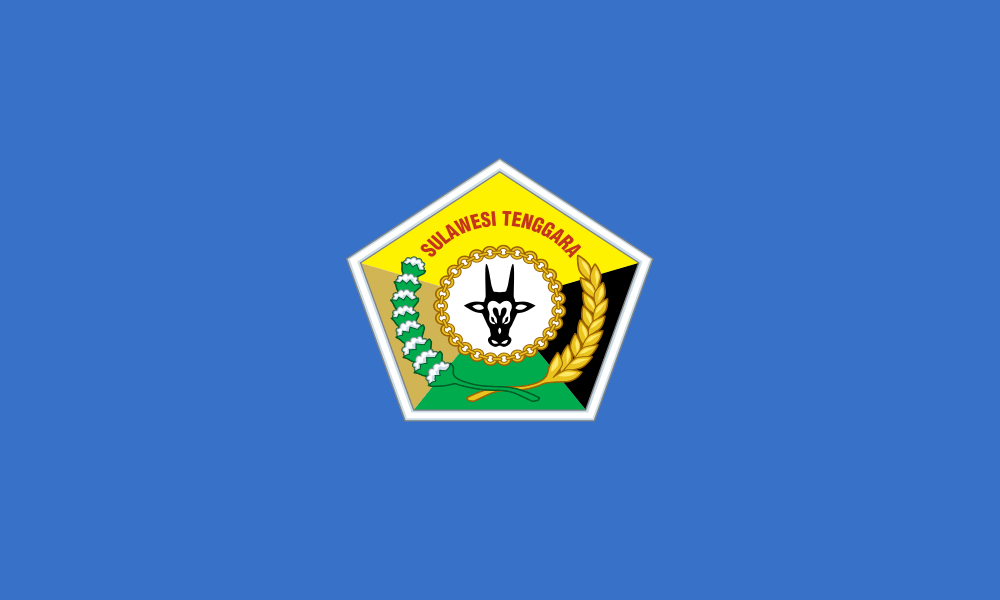 Southeast Sulawesi flag image preview