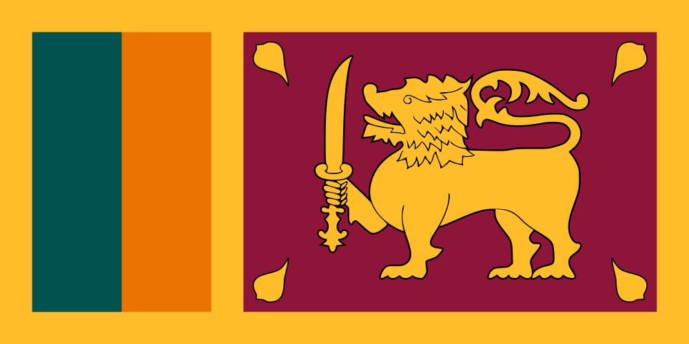 Sri Lanka flag image preview