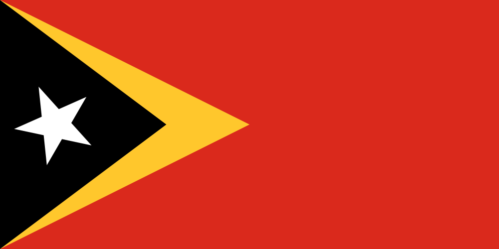 Timor-Leste flag image preview