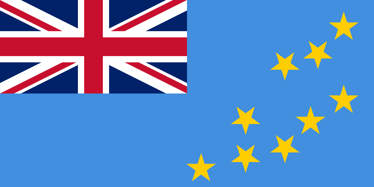 Tuvalu flag image preview