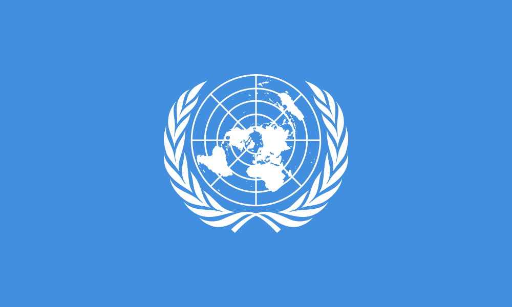 United Nations flag image preview