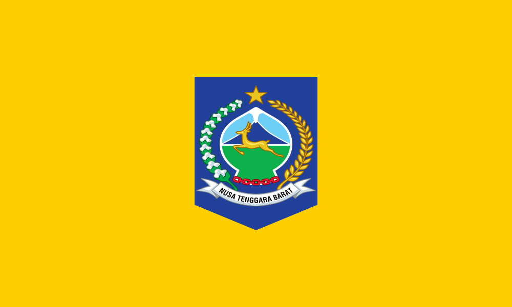 West Nusa Tenggara flag image preview