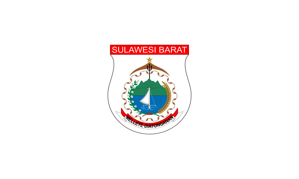 West Sulawesi flag image preview