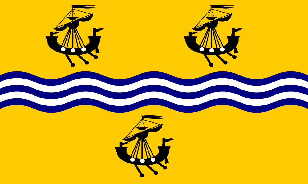 Western Isles Council flag image preview