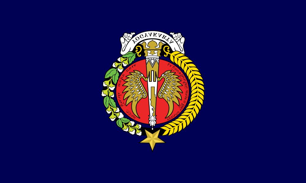 Yogyakarta flag image preview