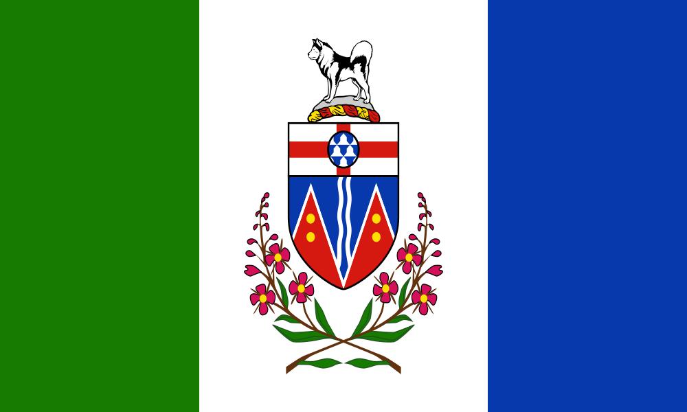 Yukon flag image preview