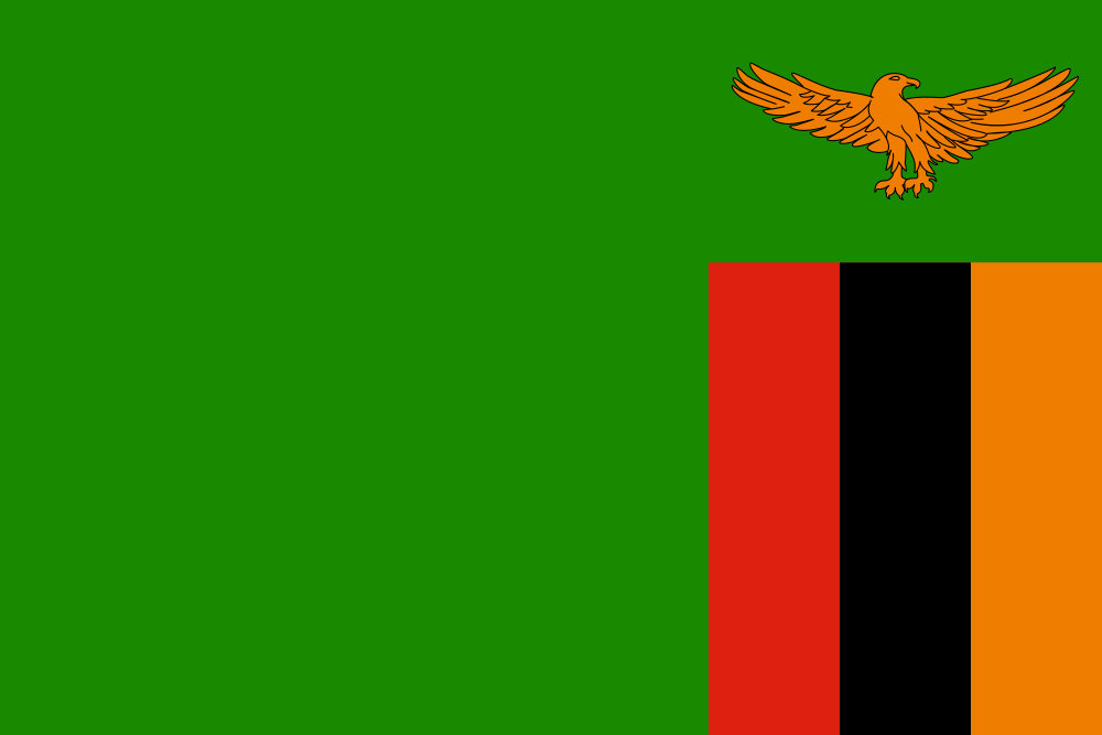 Zambia flag image preview