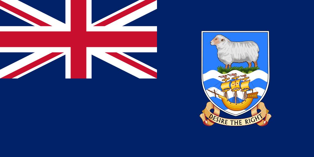 Falkland Islands flag image preview