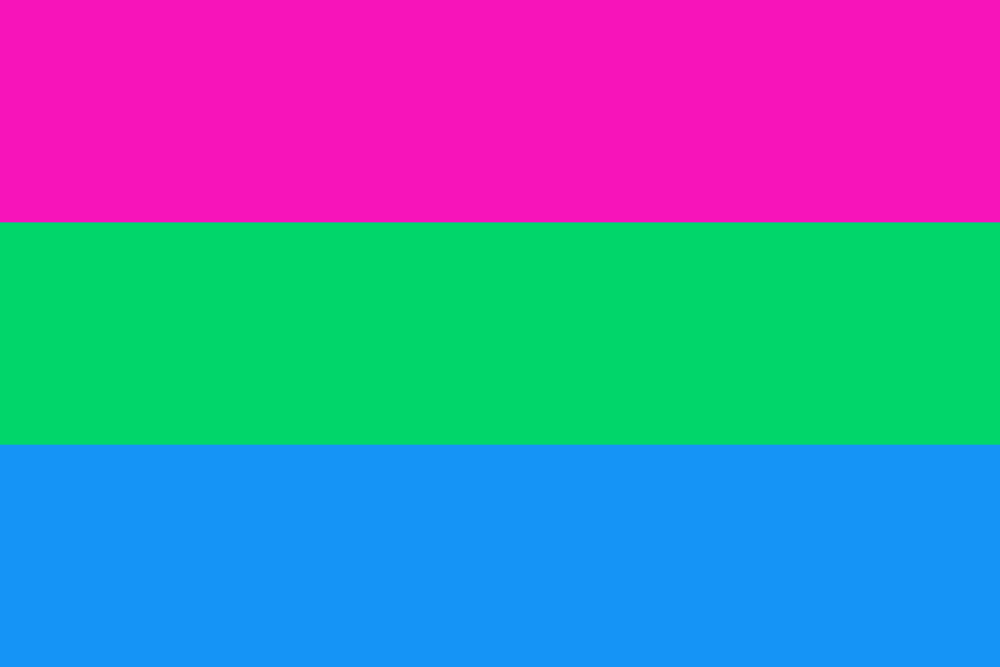 Polysexual flag image preview