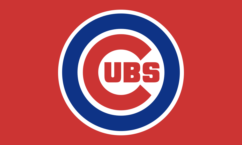 Chicago Cubs flag image preview