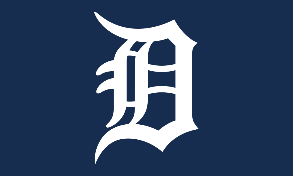 Detroit Tigers flag image preview