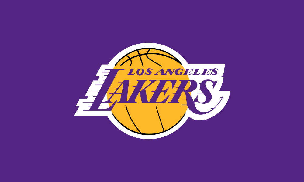 Los Angeles Lakers flag image preview