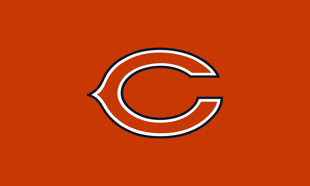 Chicago Bears flag image preview