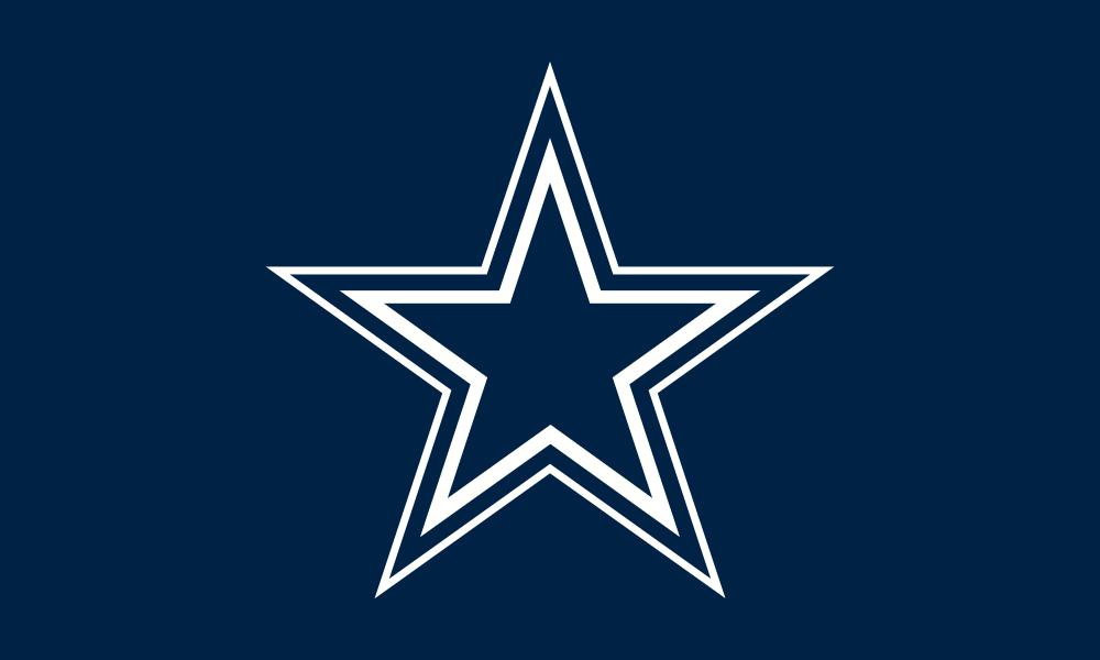 Dallas Cowboys flag image preview
