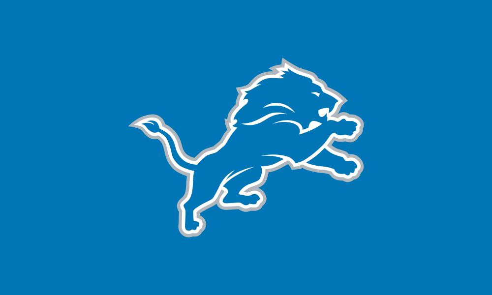 Detroit Lions flag image preview