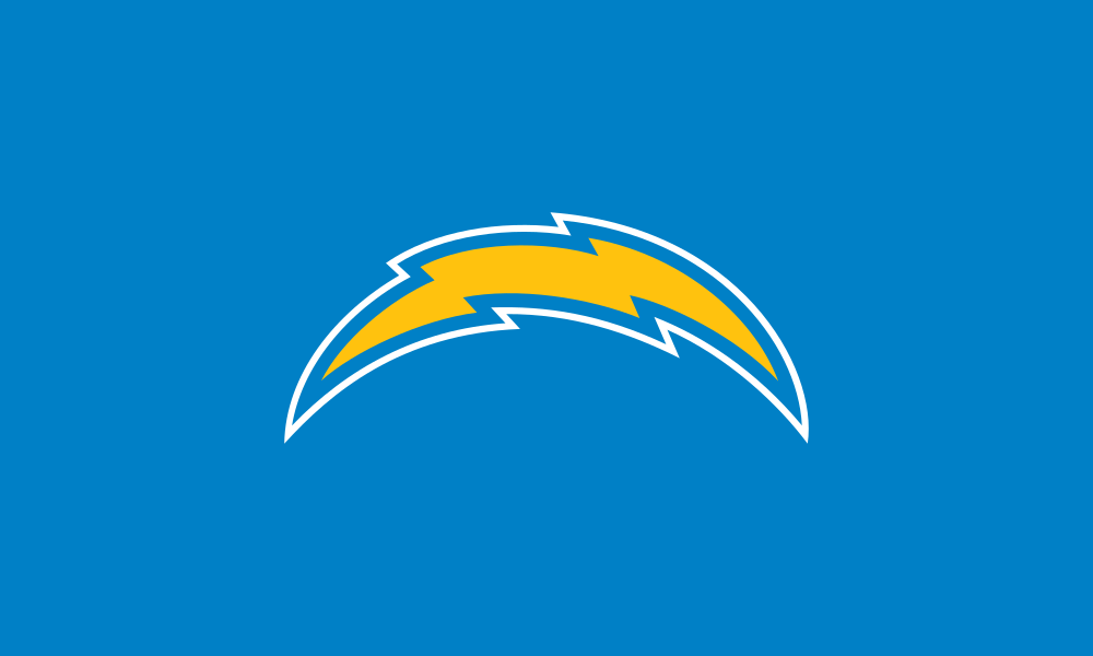 Los Angeles Chargers flag image preview