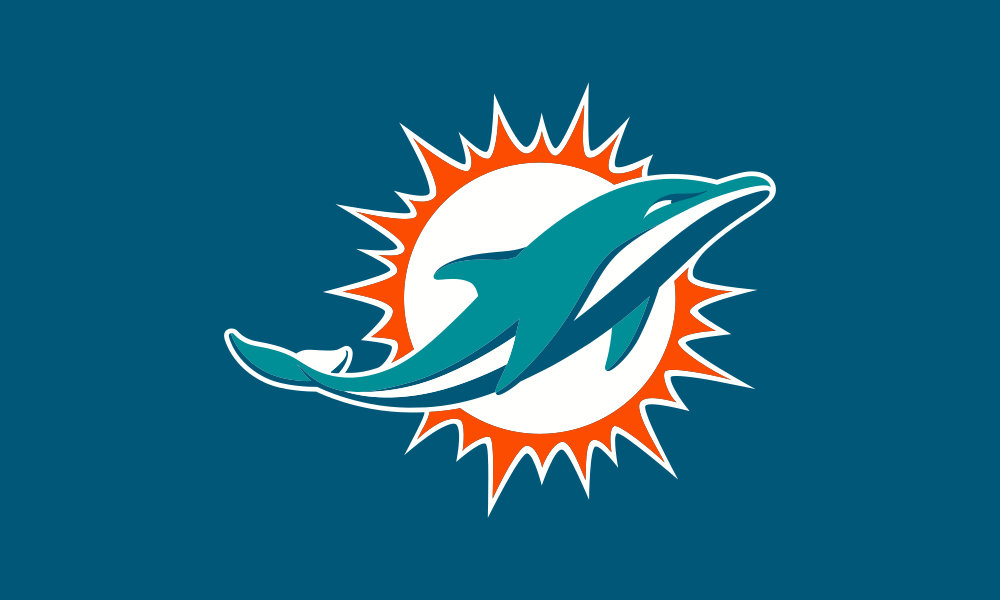 Miami Dolphins flag image preview