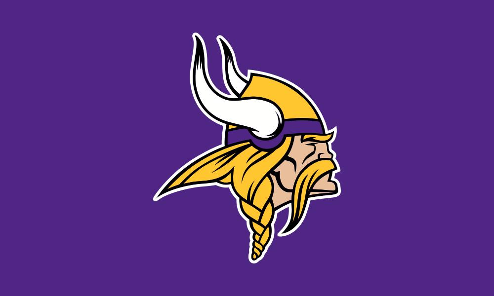 Minnesota Vikings flag image preview