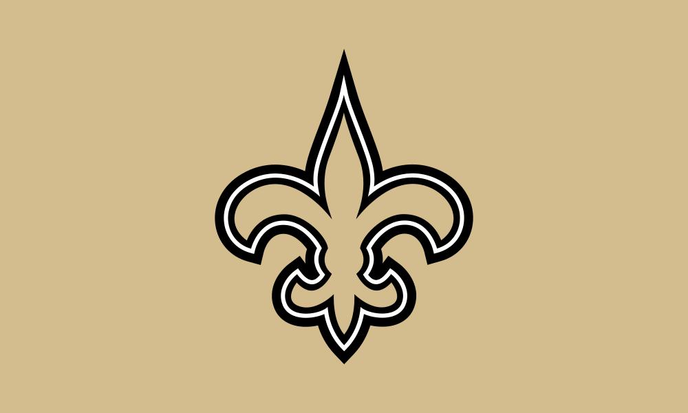 New Orleans Saints flag image preview