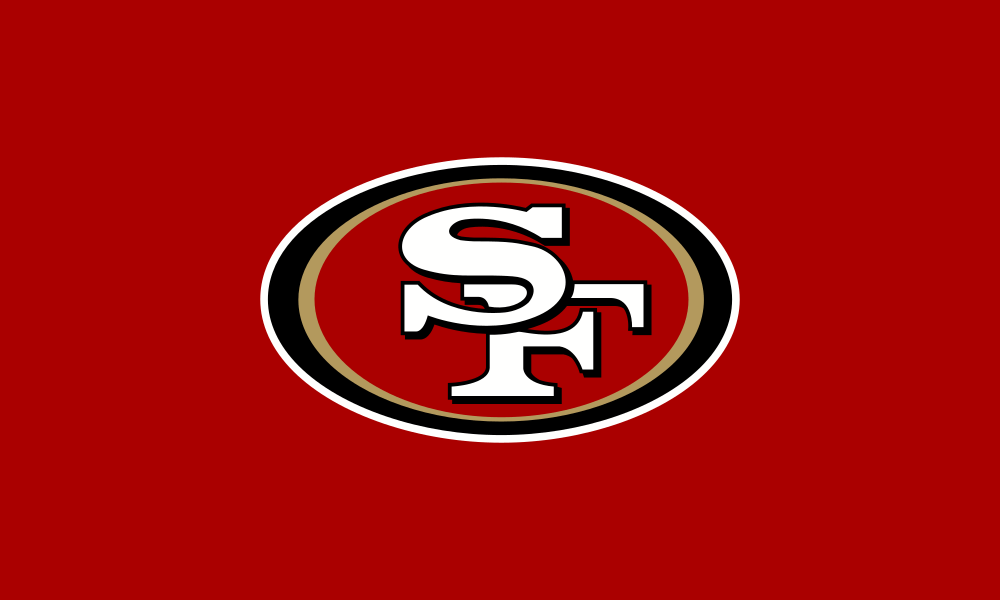 San Francisco 49ers flag image preview