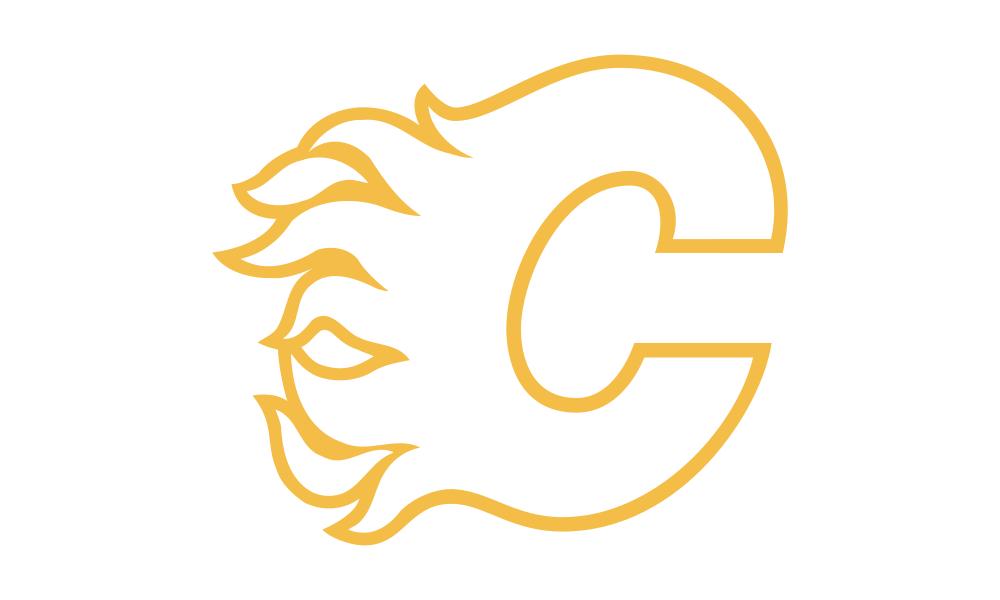 Calgary Flames flag image preview
