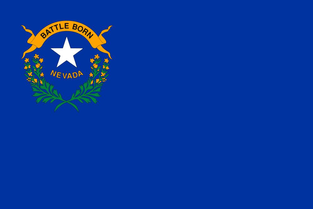 Nevada flag image preview