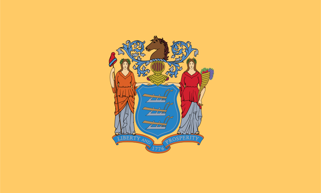 New Jersey flag image preview