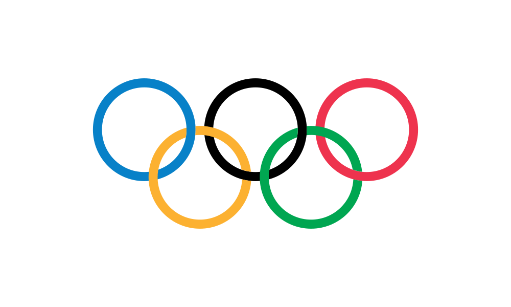Olympic Rings flag image preview