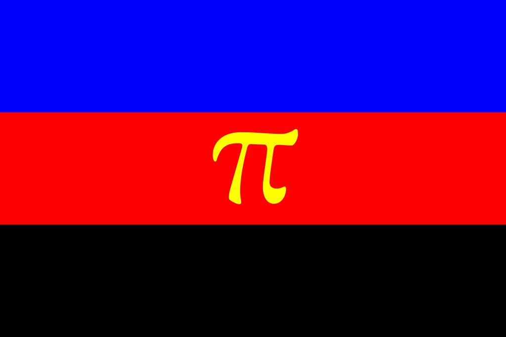 Polyamory flag image preview