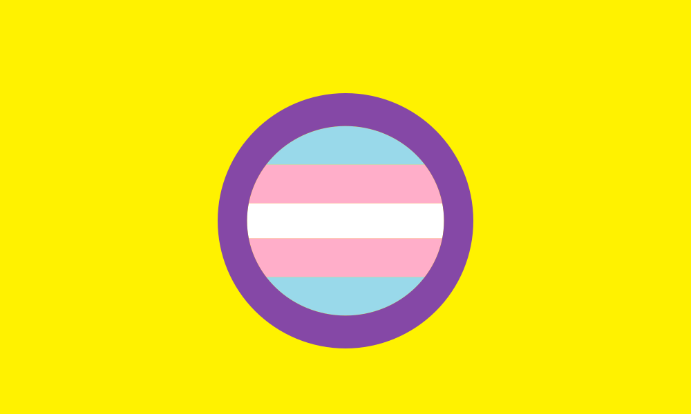 Trans-Intersex flag image preview