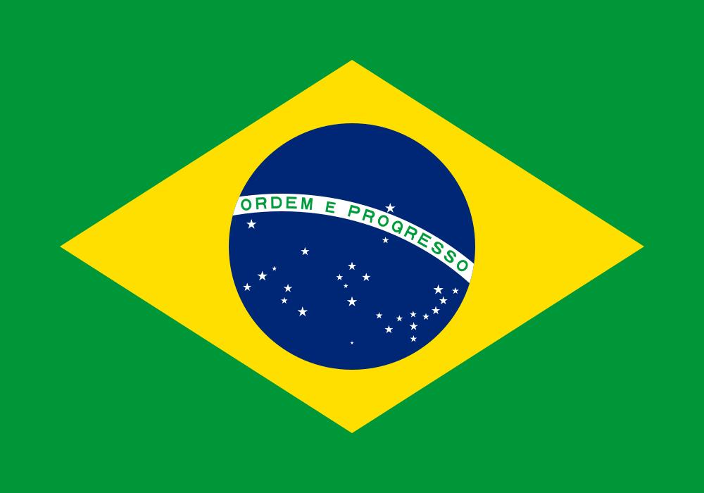 Brazil flag image preview
